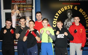 Collyhurst and Moston Boxing Club