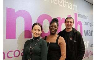 Loren Tomlinson Zena Bell And Anthony Geldard All Became Full Time Northwards Employees After Completing Their Apprenticeships 1 010219