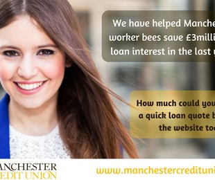 Manchester Credit Union Awareness Week