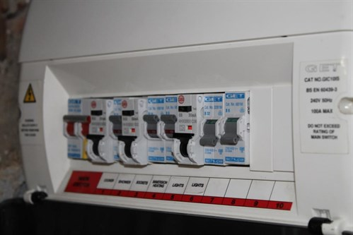 Electricity Consumer Unit