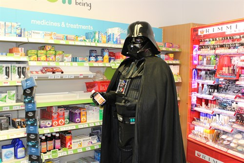 Darth Cough Medicine