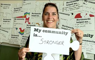 A Shot Of Our Lisa Jenkinson Who Took Part In Our 10 Years 10 Lives Video