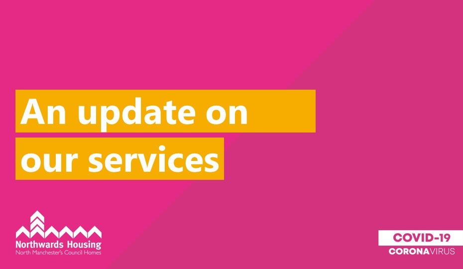 An Update On Our Services