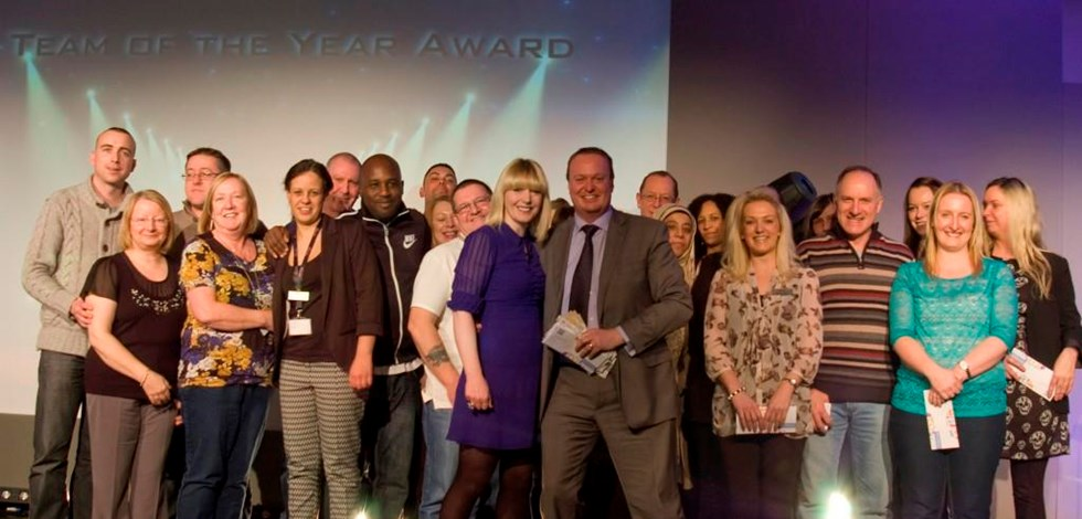 Join An Award Winning Team